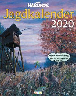 Marunde Jagdkalender 2020 von Marunde,  Wolf-Rüdiger