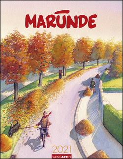 Marunde Kalender 2021 von Marunde,  Wolf-Rüdiger, Weingarten