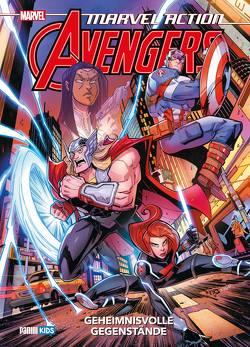 Marvel Action: Avengers von Manning,  Matthew K., Rösch,  Alexander, Sommariva,  Jon