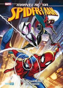 Marvel Action: Spider-Man von Easton,  Brandon M., Ossio,  Fico