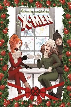 Adventsgeschichten mit den X-Men von Claremont,  Chris, diverse weitere Autoren und Zeichner, Dodson,  Terry, Hidalgo,  Carolin, Soule,  Charles, Thompson,  Kelly