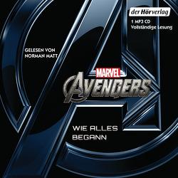 Marvel Avengers von Amor,  Claudia, Macri,  Thomas, Matt,  Norman