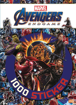 Marvel Avengers Endgame – 1000 Sticker