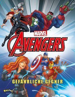 Marvel Avengers – Gefährliche Gegner