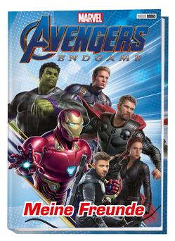 Marvel Avengers Infinity War 2: Meine Freunde von Panini