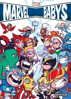 Marvel Babys von Kronsbein,  Bernd, Young,  Skottie
