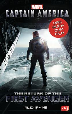 Marvel Captain America – The Return of the First Avenger von Fricke,  Kerstin, Irvine,  Alex
