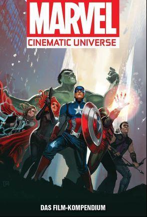 Marvel Cinematic Universe: Das Film-Kompendium 1 von O'Sullivan,  Mike, Pannor,  Stefan