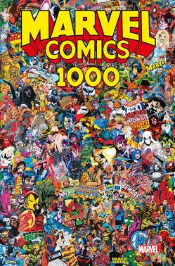Marvel Comics 1000 Sammlerausgabe