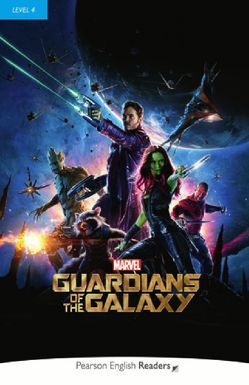 MARVEL: Guardians of the Galaxy 1 – Buch mit MP3-Audio-CD