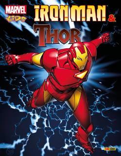Marvel Kids: Iron Man & Thor von Cordeiro,  James, Guara,  Ig, Parker,  Jeff, Strittmatter,  Michael, Tobin,  Paul, Van Lente,  Fred