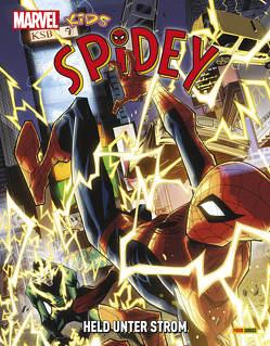 Marvel Kids: Spidey – Held unter Strom von Bradshaw,  Nick, Stockman,  Nathan, Strittmatter,  Michael, Thompson,  Robbie