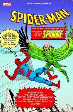 Marvel Klassiker: Spider-Man von Ditko,  Steve, Lee,  Stan, Romita Sr.,  John, Strittmatter,  Michael