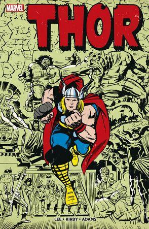 Marvel Klassiker: Thor von Adams,  Neal, Kirby,  Jack, Lee,  Stan, Lieber,  Larry, Schweizer,  Reinhard, Strittmatter,  Michael