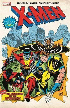 Marvel Klassiker: X-Men von Byrne,  John, Claremont,  Chris, Lee,  Stan