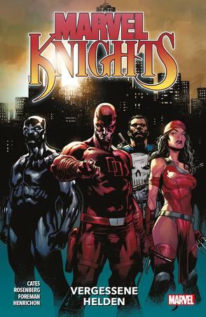 Marvel Knights von Cassara,  Joshua, Rosenberg,  Matthew
