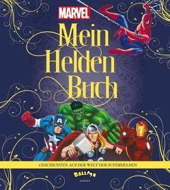 Marvel – Mein Heldenbuch
