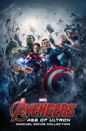 Marvel Movie Collection: Avengers: Age of Ultron von Bennett,  Joe, Pilgrim,  Will