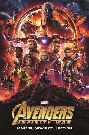 Marvel Movie Collection: Avengers: Infinity War von Cheung,  Jim, Fornes,  Jorge, Hickman,  Jonathan, Lim,  Ron, Pilgrim,  Will, Rösch,  Alexander, Starlin,  Jim, Strittmatter,  Michael, Walker,  Tigh