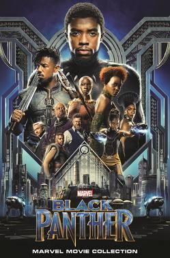 Marvel Movie Collection: Black Panther von Buckler,  Rich, Martello,  Annapaola, McGregor,  Don, Pilgrim,  Will Corona, Syska,  Robert