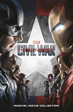 Marvel Movie Collection: The First Avenger: Civil War von Ferguson,  Lee, Kudranski,  Szymon, McNiven,  Steve, Millar,  Mark, Mogorron,  Gullermo, Pilgrim,  Will, Strittmatter,  Michael, Sudzuka,  Goran
