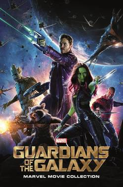 Marvel Movie Collection: Guardians of the Galaxy von Abnett,  Dan, Alves,  Wellington