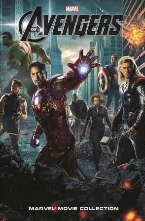 Marvel Movie Collection: Marvel's Avengers von Alves,  Wellinton, Hdr,  Daniel, Padilla,  Agustin, Pearson,  Eric, Ross,  Luke, Strittmatter,  Michael, Yost,  Christopher