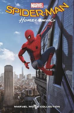Marvel Movie Collection: Spider-Man: Homecoming von Ditko,  Steve, Frisch,  Marc-Oliver, Lee,  Stan, Nauck,  Todd, Pilgrim,  Will, Romita,  John, Schmitz,  Marc, Schweizer,  Reinhard, Strittmatter,  Michael