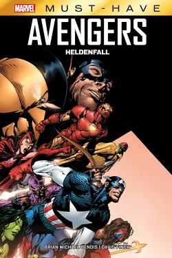 Marvel Must-Have: Avengers Heldenfall von Bendis,  Brian Michael, Finch,  David