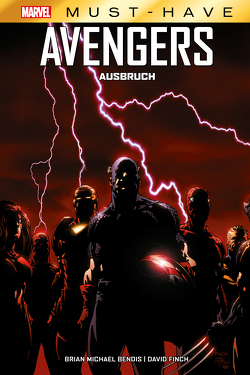 Marvel Must-Have: Avengers von Bendis,  Brian Michael, Finch,  David