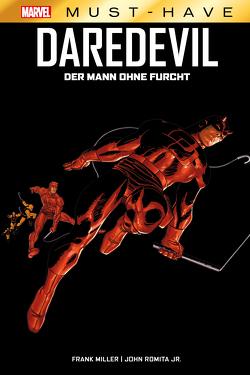 Marvel Must-Have: Daredevil – der Mann ohne Furcht von Miller,  Frank, Romita Jr.,  John, Syska,  Robert