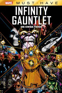 Marvel Must-Have: Infinity Gauntlet von Lim,  Ron, Starlin,  Jim