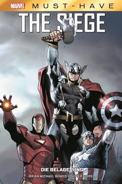Marvel Must-Have: Siege – Die Belagerung von Bendis,  Brian Michael, Cheung,  Jim