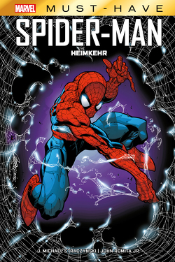 Marvel Must-Have: Spider-Man von Romita Jr.,  John, Straczynski,  J. Michael