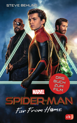 Marvel Spider-Man: Far From Home von Behling,  Steve, Fricke,  Kerstin