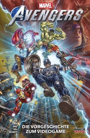 Marvel's Avengers von Diaz,  Paco, Zub,  Jim
