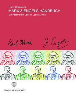 Marx & Engels Handbuch von Hautmann,  Hans