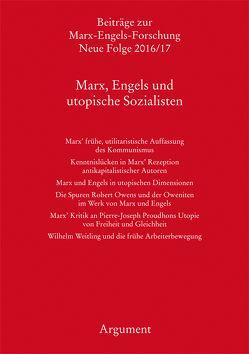 Marx, Engels und utopische Sozialisten von Hecker,  Rolf, Sperl,  Richard, Vollgraf,  Erich
