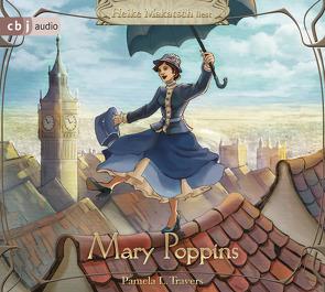 Mary Poppins von Kessel,  Elisabeth, Makatsch,  Heike, Travers,  Pamela L.