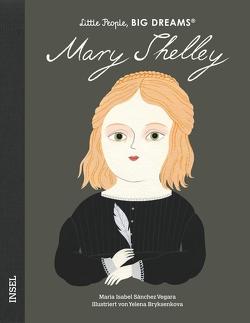 Mary Shelley von Becker,  Svenja, Bryksenkova,  Yelena, Sánchez Vegara,  María Isabel