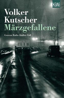 Märzgefallene von Kutscher,  Volker