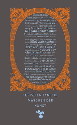 Maschen der Kunst von Hamilton,  Anne, Janecke,  Christian