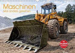 Maschinen – Mal anders gesehen (Wandkalender 2018 DIN A3 quer) von Niederkofler,  Georg