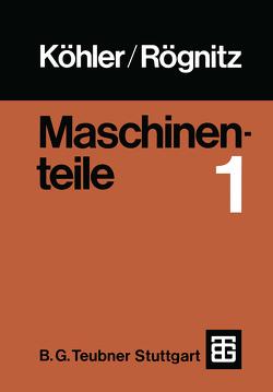 Maschinenteile von Köhler,  G