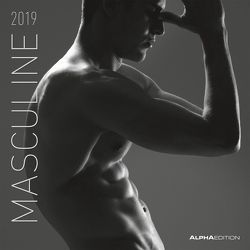 Masculine 2019 – Broschürenkalender von ALPHA EDITION