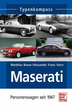 Maserati von Braun,  Matthias, Storz,  Alexander F.