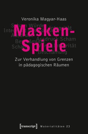 Masken-Spiele von Magyar-Haas,  Veronika