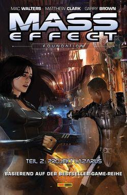 Mass Effect von Brown,  Garry, Clarke,  Matthew, Geraci,  Drew, Parker,  Tony, Parsons,  Sean, Walters,  Mac