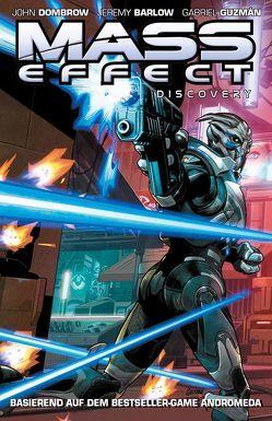 Mass Effect: Discovery von Barlow,  Jeremy, Dombrow,  John, Fliege,  Claudia, Guzman,  Gabriel