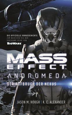 Mass Effect: Andromeda von Alexander,  K. C., Hough,  Jason M., Kasprzak,  Andreas, Toneguzzo,  Tobias